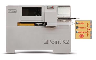Point K2 – CNC Automatic Boring Machine