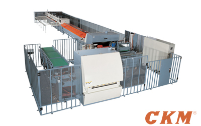 FL-05 Auto Finger Jointing Line