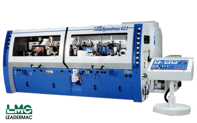 Speedmac series – 4 Sided Moulder