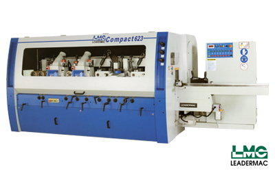 Compact series – 4 Sided Moulder