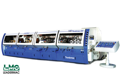 Thundermac series – 4 Sided Moulder