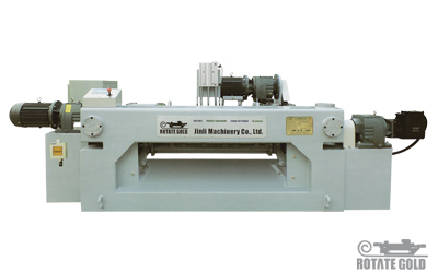 Core Veneer Peeling Machine and Clipper