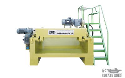 Debarker Machine
