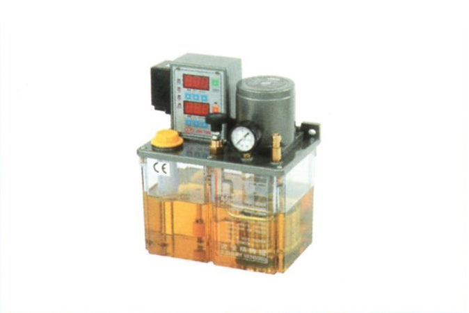 Digitally-Controlled Lubricator for Link Chain