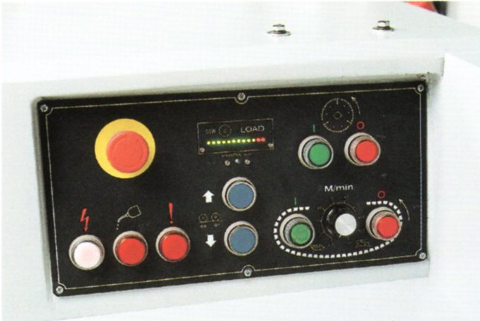 ELECTRICAL AMPERAGE DISPLAY (OPTIONAL)
