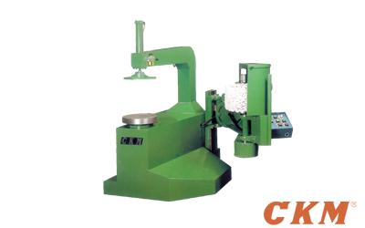 Table Flange Polishing Machine