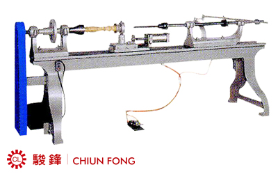 CF-8 – Manual Turning Drilling Machine
