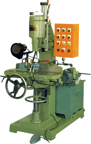 TC-105 Hydraulic Hollow Chisel Mortiser