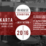 Jakarta In-House Exhibition 2016
