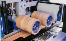 Powered Infeed Rollers