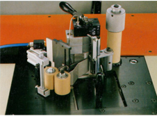 EB-1H - EB-1EH - Manual Edge Banding Machine