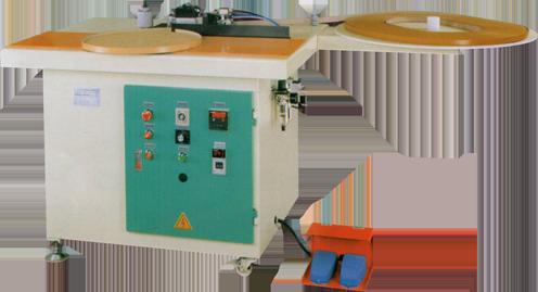 EB-1M - EB-1EM - Manual Edge Banding Machine