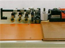 EB-1S - EB-1ES - Manual Edge Banding Machine