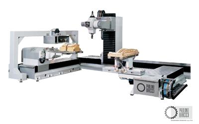 Avant – 8 Axes CNC Machining Center