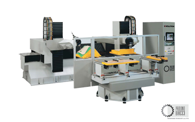 Evolution – 11 Axes CNC Machining Center