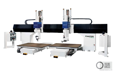 Master Pro – CNC Machining Center