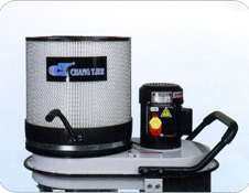 New Style 1HP Dust Collector With Floor Suction (UB-801CK) 2