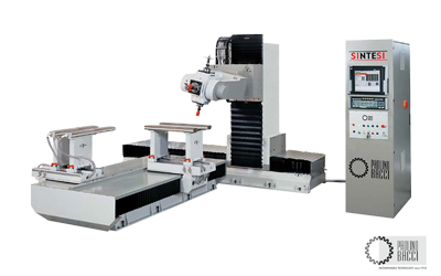 Sintesi – 6 Axes CNC Machining Center