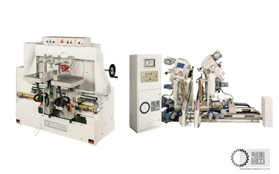 TSG2T / TSD/CFS2 Tenoning Machine
