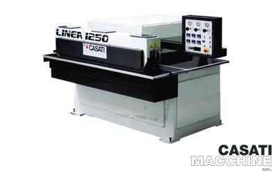 Linea 1250 – Butt Joining Machine