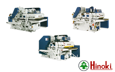 REC-Series – Double Side Planer