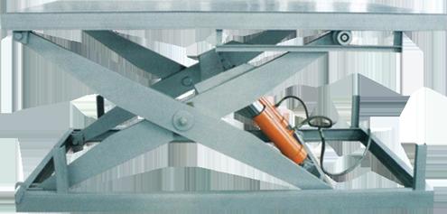 BSJ124/8/3-I - BSJ124/10/3S-I - Table Lifter - 3Tons