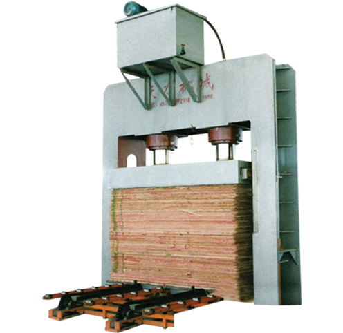 Cold Press 400 Tons – Top Side Cylinder