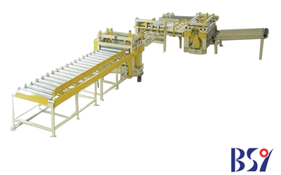 XYJ0208 – Four Side Trimming Saw