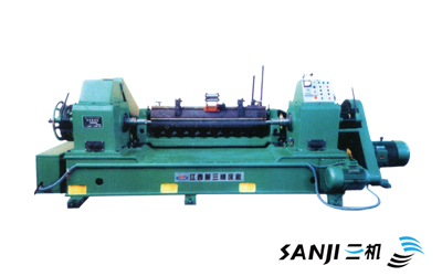 (BQ)11 – Small Diameter Mechanical Veneer Lathe
