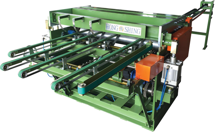 HS-FT2-4 - HS-FT2-4 - Fiber Destruction Machine