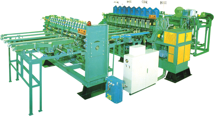 KH-TVCW-8 - PLC Full Automatic Long Veneer Core Builder
