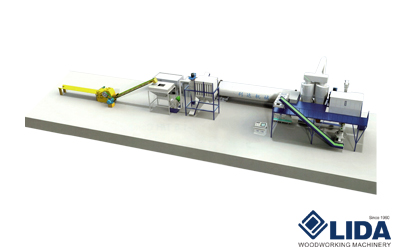 Biomass – Pellet Production Line Solution