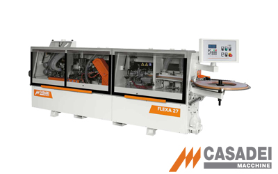 Flexa 27A – Automatic Edge Banding Machine