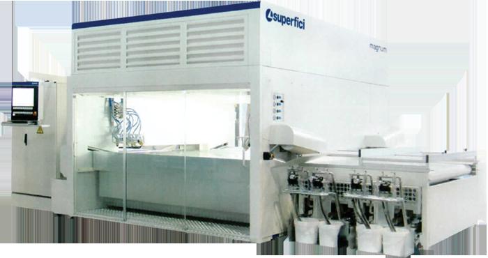 Magnum – Automatic Spraying Machine