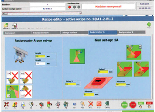 Magnum - Workpiece detection and control 1