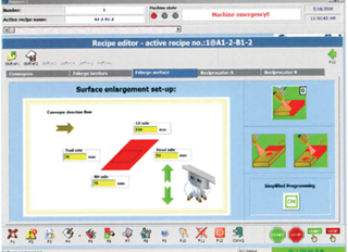 Magnum - Workpiece detection and control 2