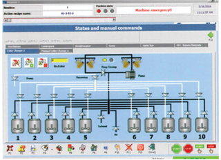 Magnum - Workpiece detection and control 3