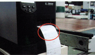 Printing Out Barcode