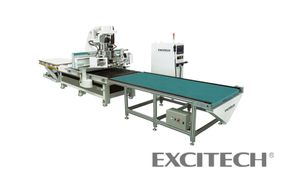ES-1224L - Precision Ball Screw Driven Machine