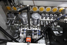 Pressure rollers