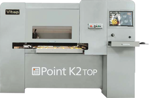 Point K2 Top – CNC Machining Center