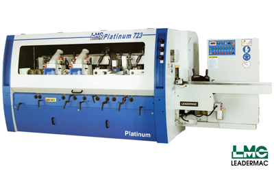 Platinum series – 4 Sided Moulder