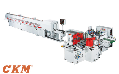 FL-10A Auto Finger Jointing Line
