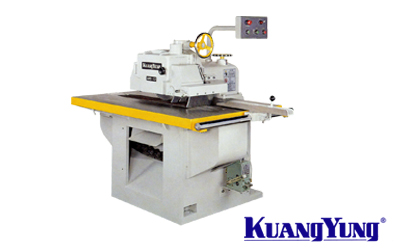 SRS-12 Straight Line Rip Saw