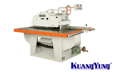 SRS-14 Straight Line Rip Saw