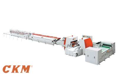 FL-12 Fully Auto Finger Jointing Line