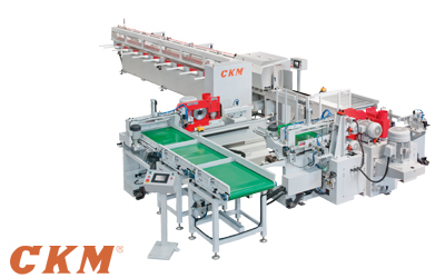 FL-08 Auto Finger Jointing Line