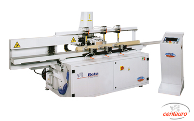 BETA – CNC Automatic Chisel Mortiser