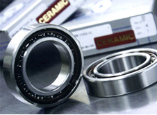High-speed bearing for woodwise spindles