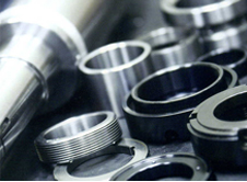 Spindle components in detail